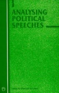 Jacket Image For: Analysing Political Speeches