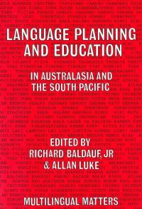 Jacket Image For: Language Planning and Education in Australasia and the South Pacific