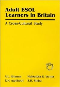 Jacket Image For: Adult ESOL Learners in Britain