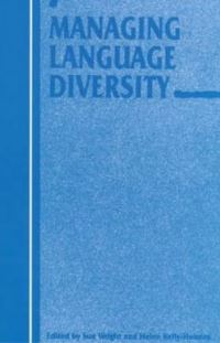 Jacket Image For: Managing Language Diversity