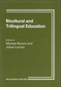 Jacket Image For: Bicultural and Trilingual Education