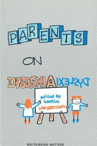 Jacket Image For: Parents on Dyslexia