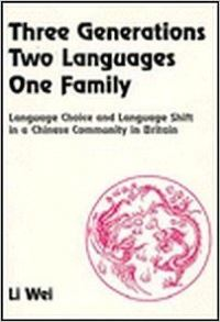 Jacket Image For: Three Generations, Two Languages, One Family