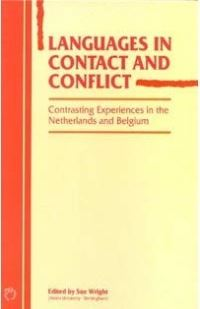 Jacket Image For: Languages in Contact and Conflict: Contrasting Experiences in the Netherlands and Belgium