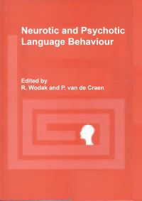 Jacket Image For: Neurotic and Psychotic Language Behaviour