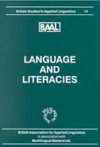 Jacket Image For: Language and Literacies (BAAL 14)