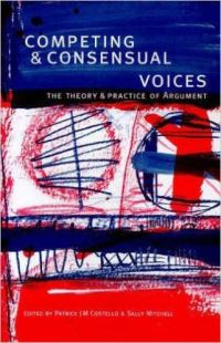 Jacket Image For: Competing and Consensual Voices (The)