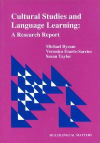 Jacket Image For: Cultural Studies and Language Learning