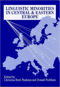 Jacket Image For: Linguistic Minorities in Central and Eastern Europe