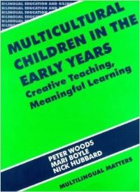 Jacket Image For: Multicultural Children in the Early Years