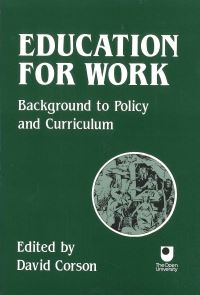 Jacket Image For: Education for Work