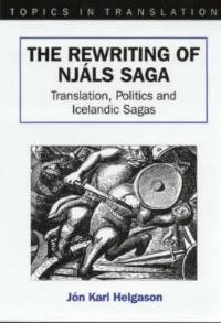 Jacket Image For: The Rewriting of Njals Saga