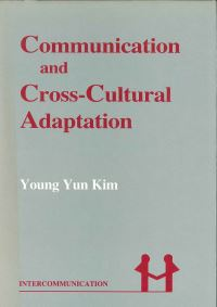 Jacket Image For: Communication and Cross-Cultural Adaptation