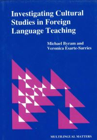 Jacket Image For: Investigating Cultural Studies in Foreign Language Teaching
