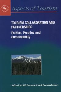 Jacket Image For: Tourism Collaboration and Partnerships