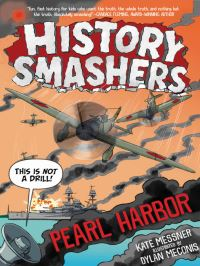 Jacket Image For: History Smashers