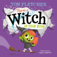 Jacket Image For: There's a witch in your book