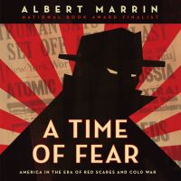 Jacket Image For: A Time of Fear