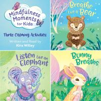 Jacket Image For: Mindfulness Moments for Kids: Three Calming Activities