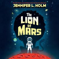 Jacket Image For: The Lion of Mars