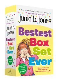 Jacket Image For: Junie B. Jones Bestest Box Set Ever (Books 1-10). A Stepping Stone Book (TM)