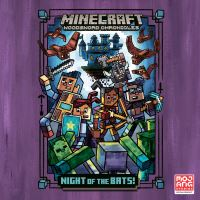 Jacket Image For: Night of the Bats! (Minecraft Woodsword Chronicles #2)