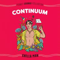 Jacket Image For: Continuum