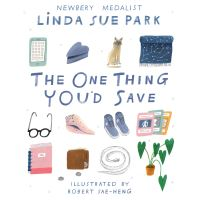 Jacket Image For: The One Thing You'd Save