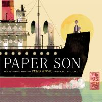 Jacket Image For: Paper Son: The Inspiring Story of Tyrus Wong, Immigrant and Artist