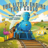 Jacket Image For: The Little Engine That Could: 90th Anniversary Edition