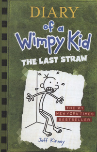 Jacket Image For: The last straw