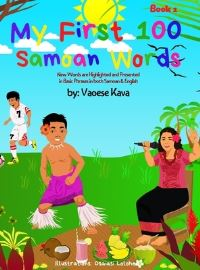Jacket Image For: My First 100 Samoan Words Book 1