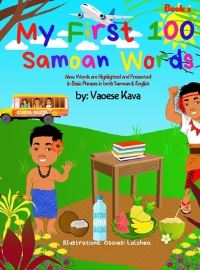 Jacket Image For: My First 100 Samoan Words Book 2