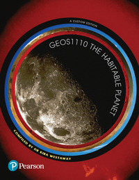 Jacket Image For: The Habitable Planet GEOS1110 (Custom Edition)