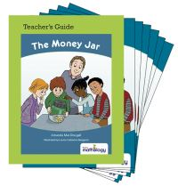 Jacket Image For: Mathology Little Books - Number: The Money Jar (6 Pack with Teacher's Guide)