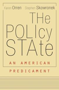 The policy state