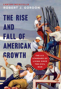 The rise and fall of American growth