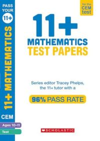 Jacket Image For: 11+ Mathematics Tests Ages 10-11