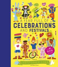 Jacket Image For: A year full of celebrations and festivals