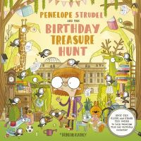 Jacket Image For: Penelope Strudel and the birthday treasure hunt