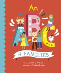 Jacket Image For: An ABC of families