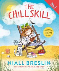 Jacket Image For: The chill skill