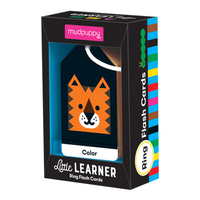 Jacket Image For: Little Learner Ring Flash Cards