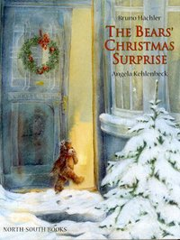 Jacket image for The bears' Christmas surprise