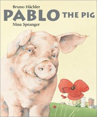 Jacket image for Pablo the pig