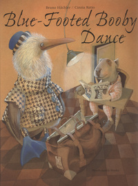 Jacket image for Blue-footed booby dance