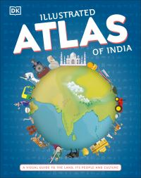 Jacket Image For: Illustrated Atlas of India