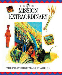 Jacket image for Mission Extraordinary