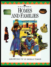 Jacket image for Homes and Families