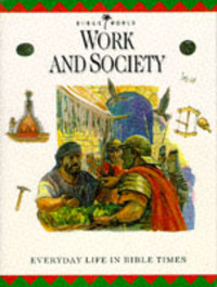 Jacket image for Work and Society